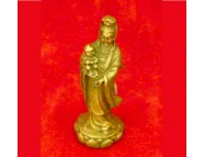 brass baby of guanyin